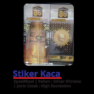 Cetak Stiker 0812-1978-8699/WA
